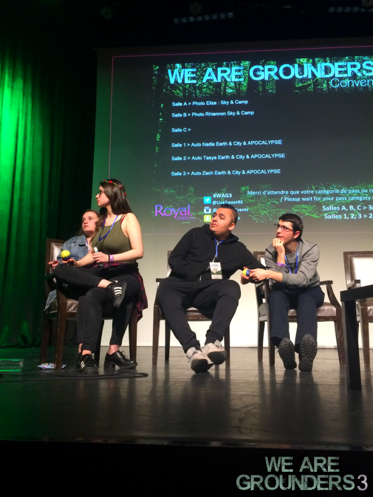 Live Grounders