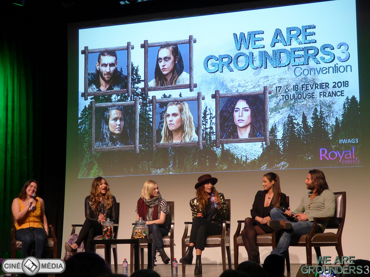 Live & Grounders