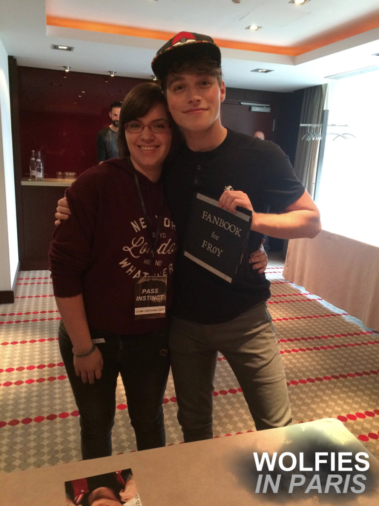 Fanbook Froy