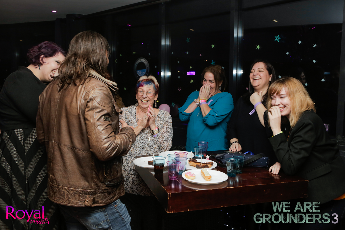 Grounders Party