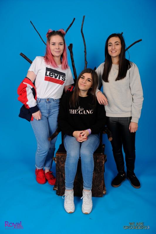 Grounders Throne